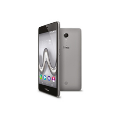 "Wiko TOMMY 12.7 cm (5"") 1 GB 8 GB Single SIM 4G Grey 2500 mAh"