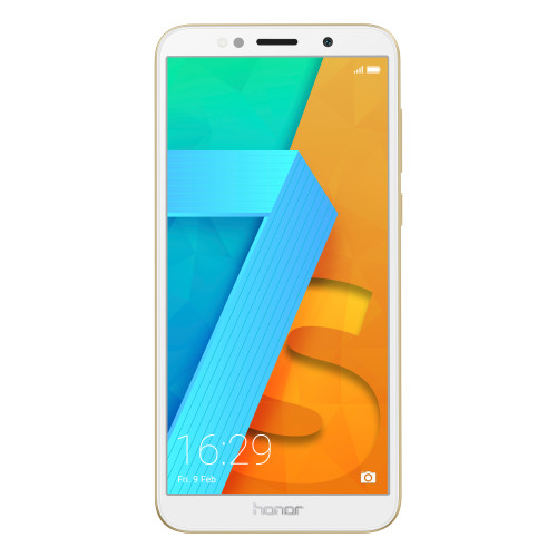 "Honor 7S 13.8 cm (5.45"") 2 GB 16 GB Dual SIM 4G Gold 3020 mAh"
