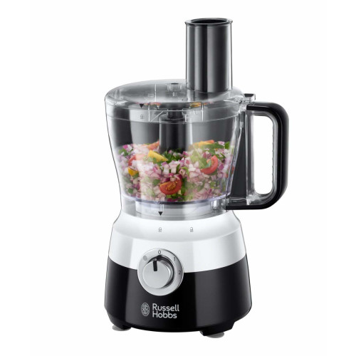 Russell Hobbs Horizon food processor 2.5 L Black,Transparent 600 W
