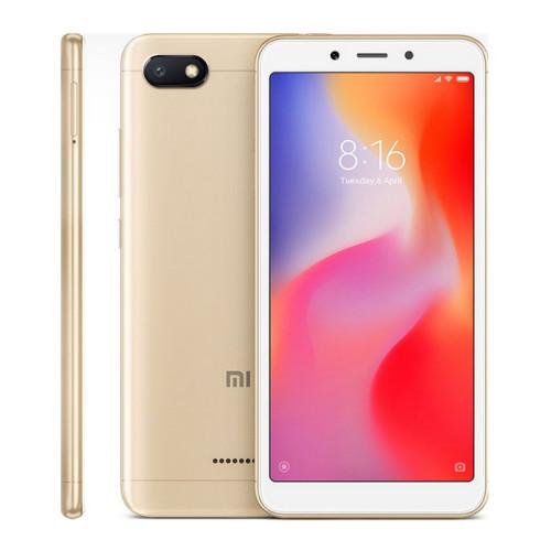 """Xiaomi Redmi 6A 13.8 cm (5.45"""") 2 GB 32 GB Dual SIM 4G Gold 3000 mAh"""