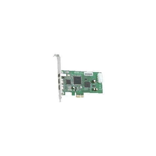 Dawicontrol DC-FW800 FireWire PCIe Hostadapter interface cards/adapter