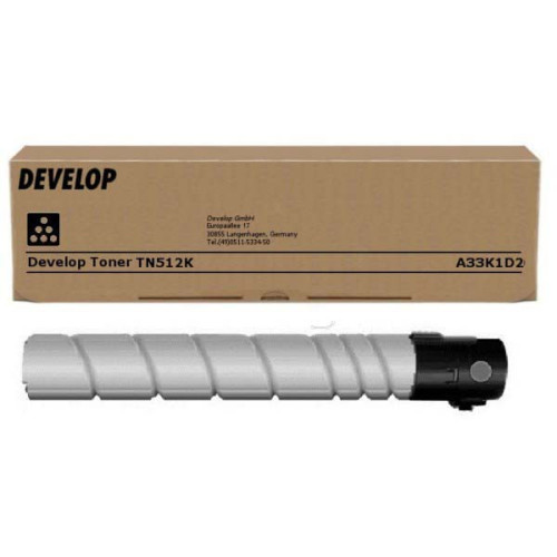 DEVELOP TN-512K Black toner cartridge (A33K1D2)
