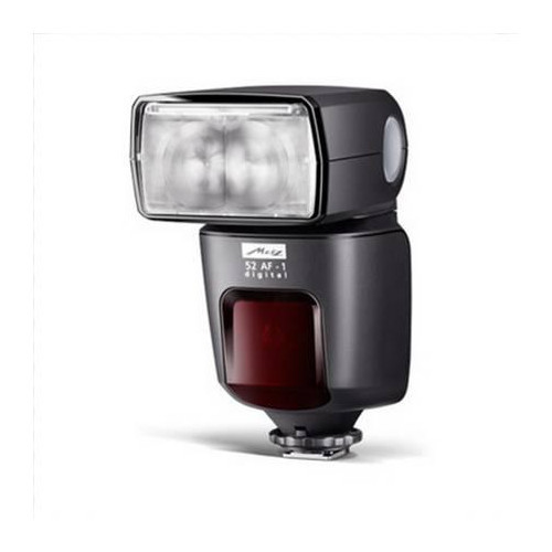 Metz 52 AF-1 digital for Pentax, Swivel reflector, Flip-out reflector card, USB interface, Simple operation