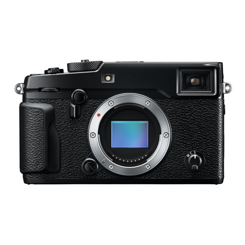 Fujifilm FinePix X-Pro2 MILC Body 24.3 MP CMOS III 6000 x 4000 pixels Black