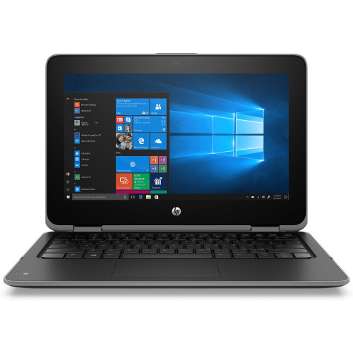 "HP ProBook x360 11 G3 EE Black Hybrid (2-in-1) 29.5 cm (11.6"") 1366 x 768 pixels Touchscreen 1.10 GHz Intel® Pentium® N5000"