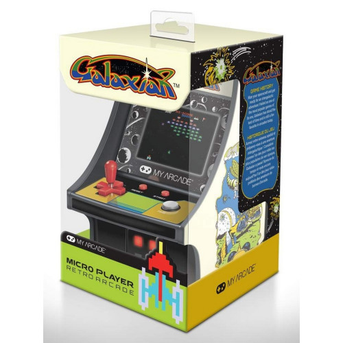 My Arcade - Galaxian Micro Player Retro Arcade