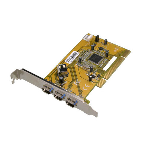Dawicontrol DC-1394 PCI FireWire Controller interface cards/adapter