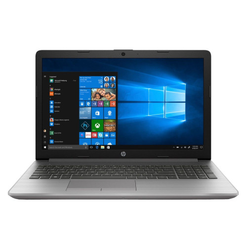 HP 250 G7 - i5-8265U, 8GB, 256GB NVMe SSD, 15.6 FHD AG, US keyboard, DVD-RW, Asteroid Silver, Win 10 Home, 2 years