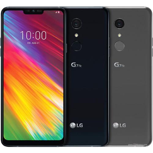 LG G7 Fit (Black) Dual SIM