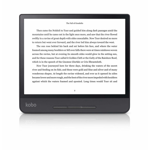 Rakuten Kobo Forma e-book reader Touchscreen 8 GB Wi-Fi Black