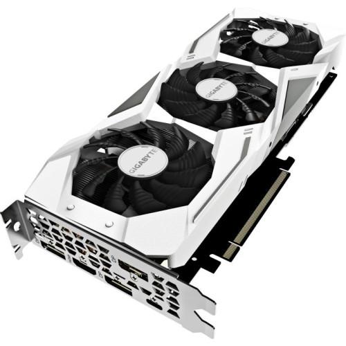 GIGABYTE GeForce RTX 2070 Gaming OC White 8G - 8GB - HDMI DP USB-C
