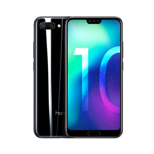 "Honor 10 14.8 cm (5.84"") 4 GB 64 GB Dual SIM 4G Black 3400 mAh"