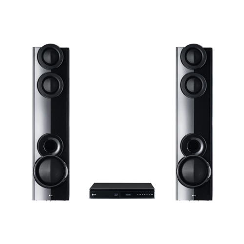 LG LHB675 home cinema system 3D 4.2 channels 1000 W Black