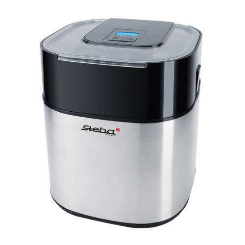 Steba IC 30 Traditional ice cream maker 1.5 L Black,Stainless steel 9.5 W