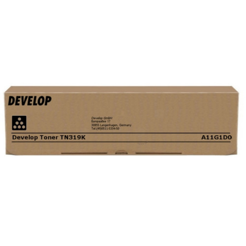 DEVELOP Toner cartridge TN-319 Black  (TN319K) (A11G1D0)