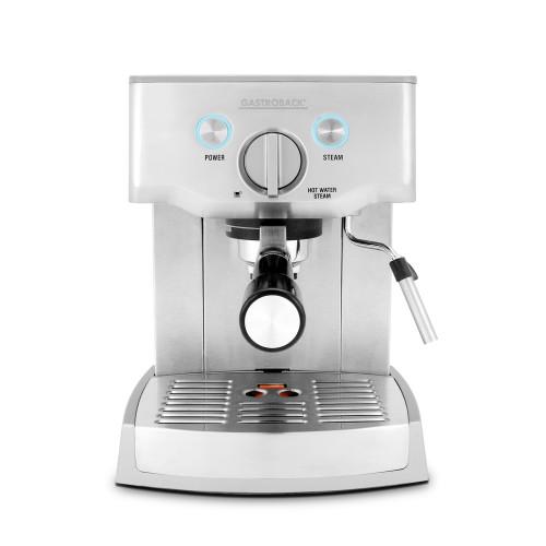 6a350c518af Gastroback Design Espresso Pro Freestanding Espresso machine 1.5 L Manual