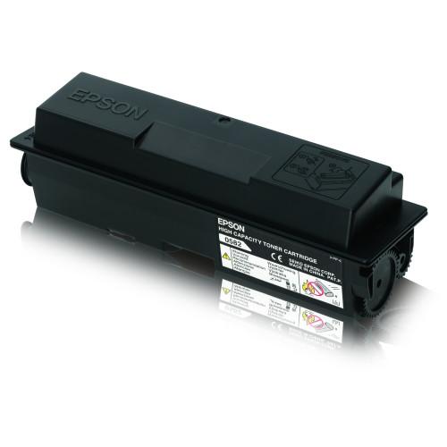 Epson High Capacity Toner Cartridge Black 8k