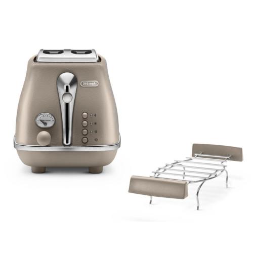 Delonghi Toaster CTOE 2103.BG brown