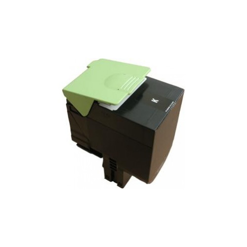 Premium WhiteBox Toner Lexmark 80C2SK0 comp. black