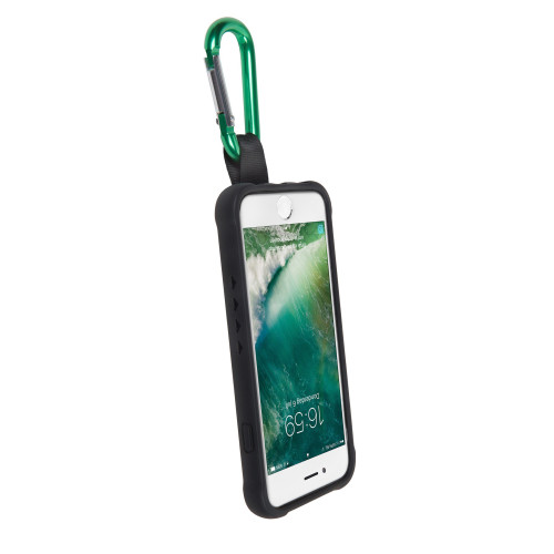 gecko bounce B1T2C1 Back Cover 1m for iPhone 8 (black)