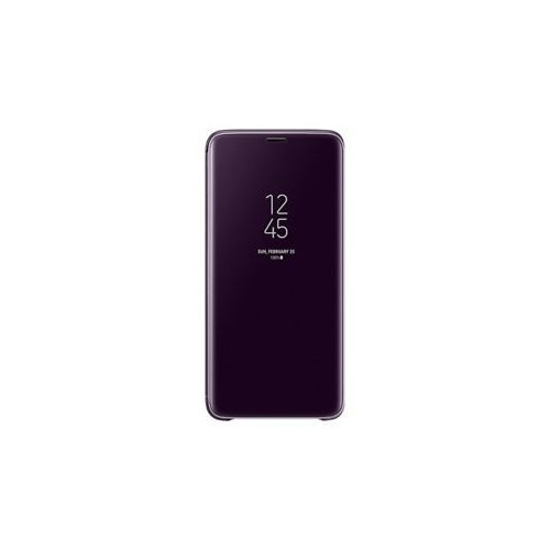 new arrivals aa077 7c6f4 Samsung Galaxy S9 Plus Clear View Standing Cover EF-ZG965CVEGWW Purple
