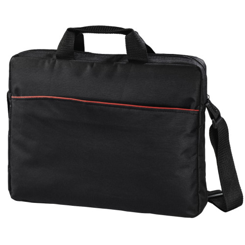 "Hama Tortuga I notebook case 39.6 cm (15.6"") Briefcase Black"