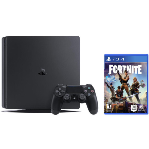 Sony PlayStation 4 Pro 1TB + Fortnite Neo Versa Black 1000 GB Wi-Fi