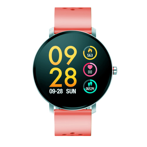 "Denver SW-171ROSE smartwatch Silver IPS 3.3 cm (1.3"")"