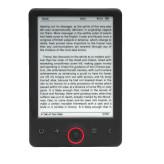 Denver EBO-620 e-book reader 4 GB Black
