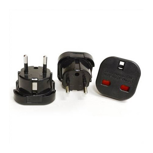 Power adapter GB to EURO