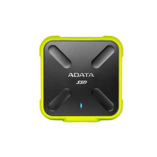 ADATA SD700 256 GB Black, Yellow