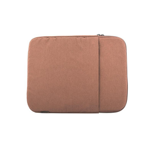 Logic Laptop sleeve PLUSH-14 (12-14'') Brown