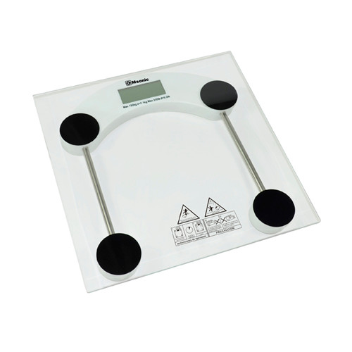 Personal scale Msonic MBE620 | transparent