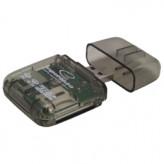 Esperanza EA132 card reader USB 2.0 Transparent