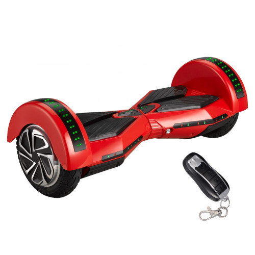 Evelatus eBoard M03 Music 8'' (Hoverboard, Segway, Scooter) red/black