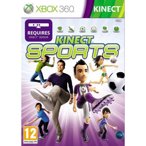 MICROSOFT Xbox 360 Kinect Sports |