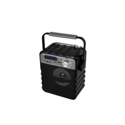 PARTYBOX COMPACT BT - Bluetooth Speaker with FM Radio & MP3 Player & Mic input