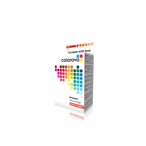 Ink cartridge COLOROVO 985-M | Magenta | 560 pp. | Brother LC985M