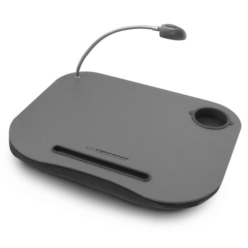 Esperanza EA157E LAP DESK WITH LED LAMP - SENTINEL