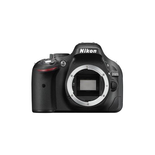 Nikon D5200 + AF-S DX 18-140mm SLR Camera Kit 24 1 MP CMOS 6000 x 4000  pixels Black