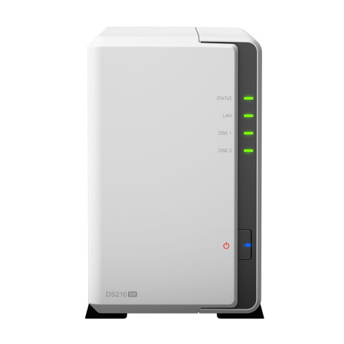 Synology DiskStation DS216se Ethernet LAN Compact White NAS