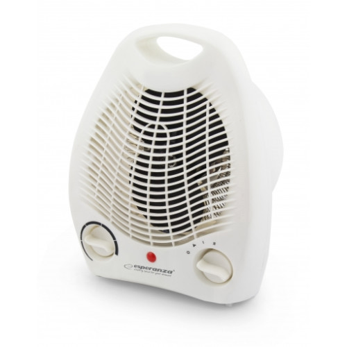 Esperanza EHH001 electric space heater Indoor White 2000 W
