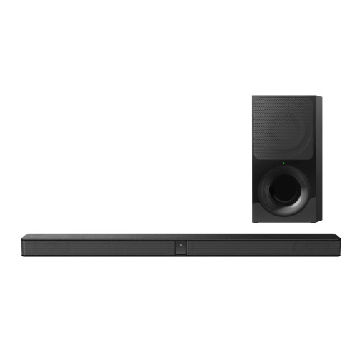 Sony HTCT290 soundbar speaker 2.1 channels 300 W Black Wired & Wireless