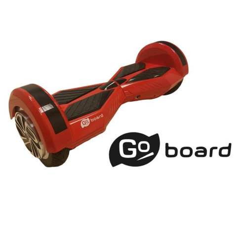 "GoBoard BT Remote, 8"" wheels - red"