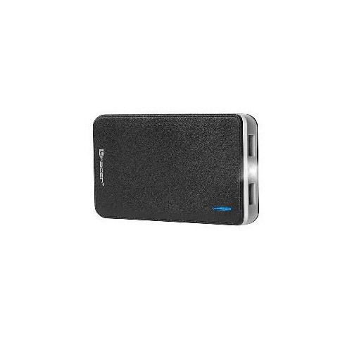 Power Bank Tracer 8000 mAh polymer black/grey