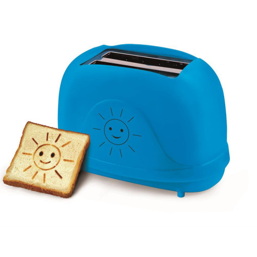 Esperanza EKT003B toaster SMILEY 3 IN 1 - BLUE