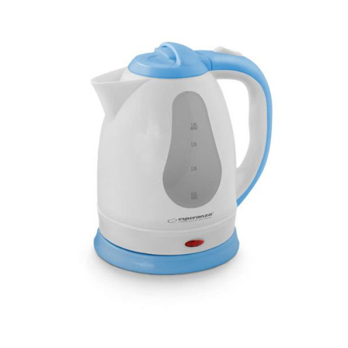 Esperanza EKK014B Electric Kettle  1,8 L - VIRGINIA - BLUE