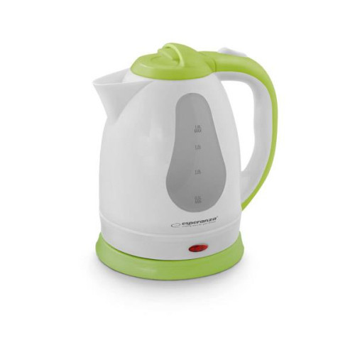 Esperanza EKK014G Electric Kettle  1,8 L - VIRGINIA - ZIELONY