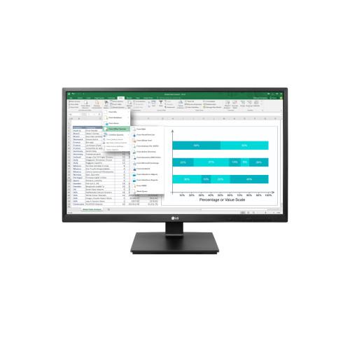 "LG 24BK550Y-B LED display 61 cm (24"") Full HD Flat Black"