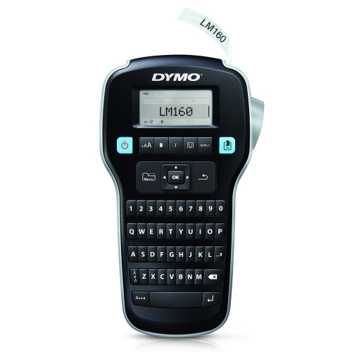 DYMO LabelManager 160 label printer Thermal Transfer 180 x 180 DPI